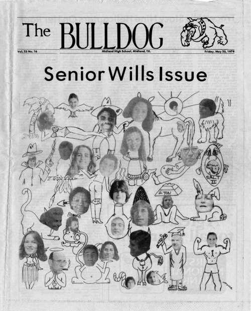 Senior Wills Issue  May 25, 1979